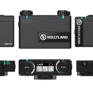Hollyland Lark 150 Wireless Clip-on Mic/Transmitter System