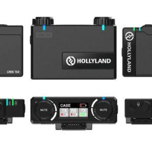 Hollyland Lark 150 Wireless Clip-on Mic/Transmitter System